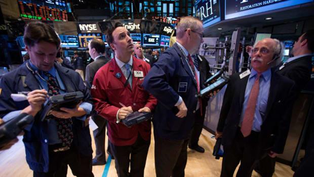 Chipotle, Google Lead Stocks Higher During Boston Manhunt