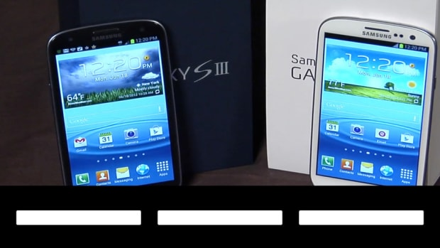 Samsung's New Galaxy S III Superphones