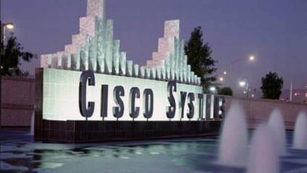What to Watch Wednesday May 14: Cisco's Quarterly Results