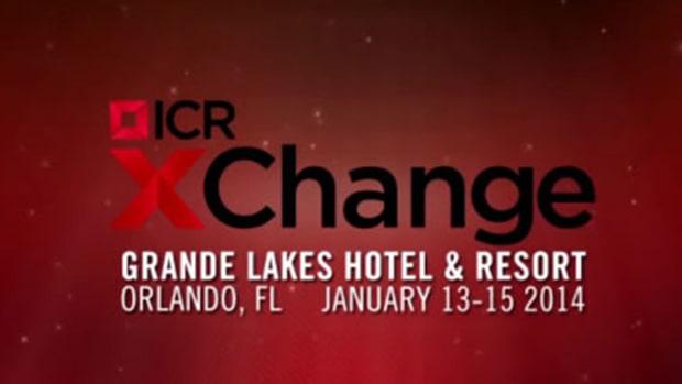 ICR XChange Live Blog