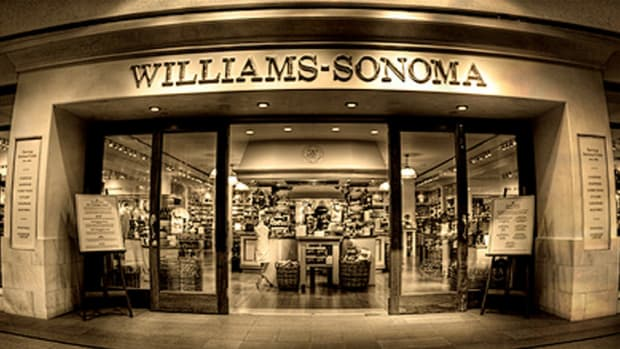 Time to Get Aggressive on Williams-Sonoma, HollyFrontier