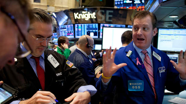 Futures Higher After Dow 400-Point Jump; Blackberry Earnings