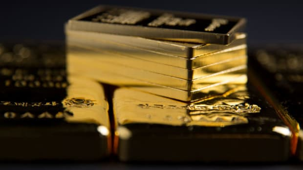 Yamana Gold (AUY) Stock Higher as Gold Prices Rise