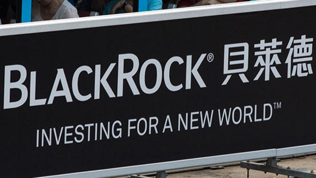 BlackRock Shuffles Top Ranks, But CEO Fink Isn't Going Anywhere
