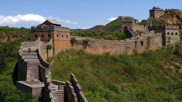 The Great Wall of China Debt Due in April