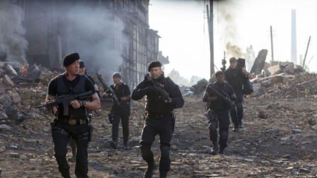 Lions Gate Feels Sony's Pain After $10 Million 'Expendables 3' Leak