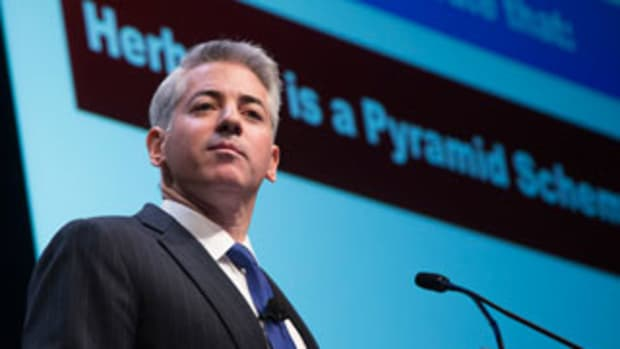 Allergan Finds a Hole in Valeant & Ackman Partnership