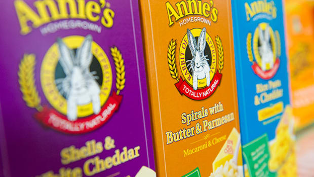Natural Food Makers Rise After General Mills Buys Annies