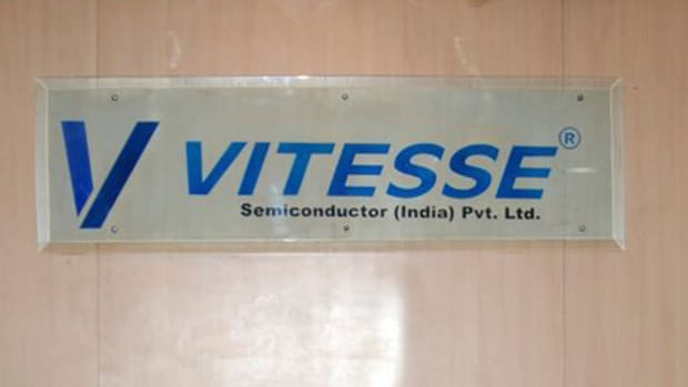 EXCLUSIVE: Vitesse Semiconductor Hopes Ethernet Strategy Will Help Turn-Around