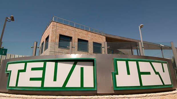 Teva Dividend Could Be Hurt by Bank of Israel's Rate Cut