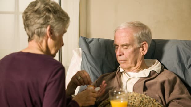 There Is a Perilous Shortage of Elder Caregivers
