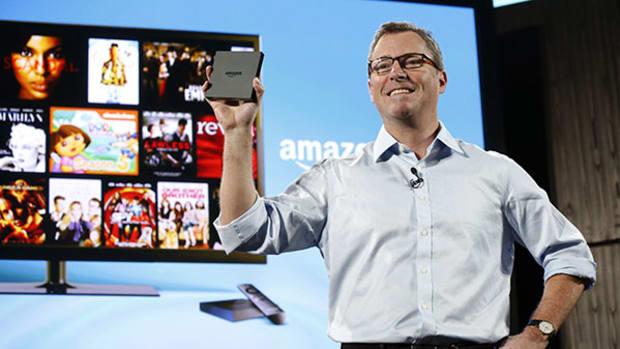 Amazon Unveils FireTV