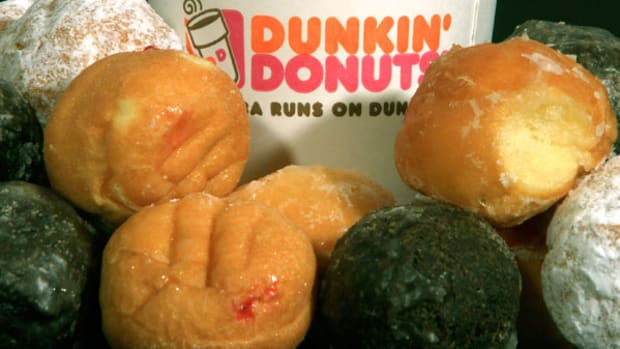 The Hole in Dunkin' Donuts Unappetizing Stock -- and Even a 'Cronut' Can't Help