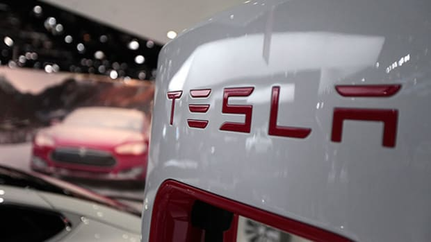 How Tesla Stretches Earnings Quality
