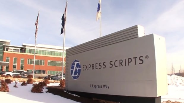 Express Scripts Chief Financial Officer Steps Down