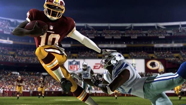 EA Changes Video Game Landscape With Madden 15 Cinematogoraphy