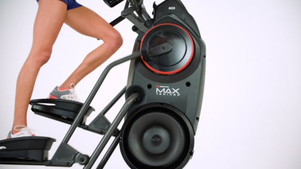 Nautilus Burns Calories, Adds Sales With New Max Trainer