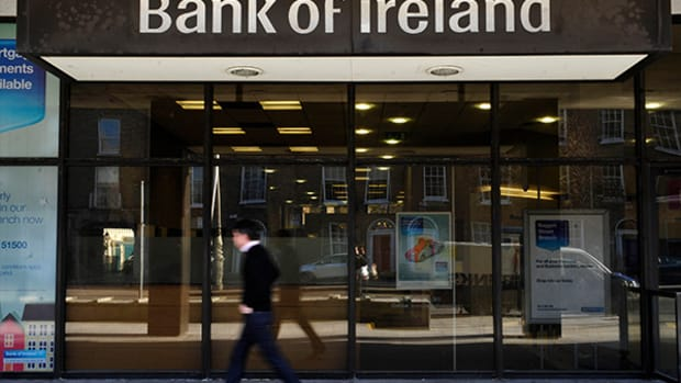 Bank of Ireland Could be Your Lucky Stock Pick for 2015