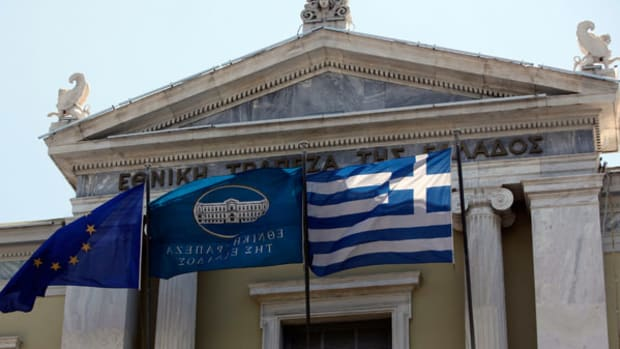 National Bank of Greece Is Among JPM Top Picks