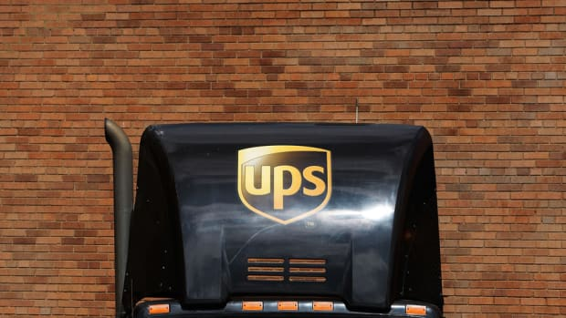 United Parcel Service Beats Street, Delivers Upbeat Outlook