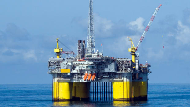Ukraine Crisis Makes Noble Energy a Buy