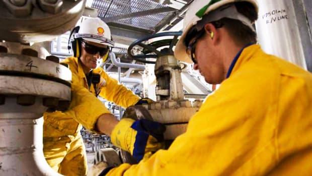 Oil Stocks Shell-Shocked After Royal Dutch Profit Warning, But Wider Market Buoyant