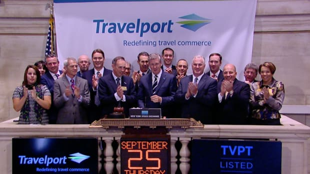 Travelport CEO on its IPO and Orbitz/American Airlines Reconcilation