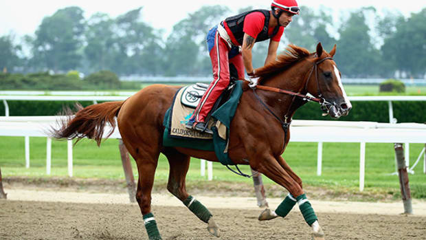 Investors Can Benefit From California Chrome's Historic Triple Crown Run