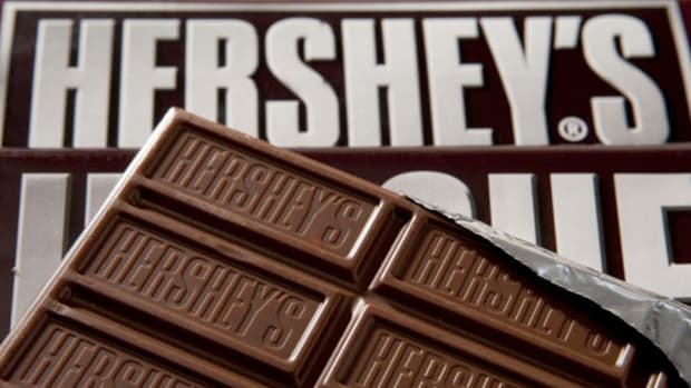 Hershey Co. Exploring Removal of Corn Syrup in Some Products