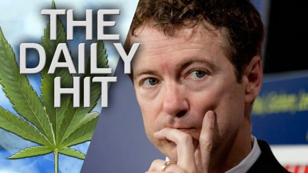 Senator Rand Paul Offers Medical Marijuana Amendment