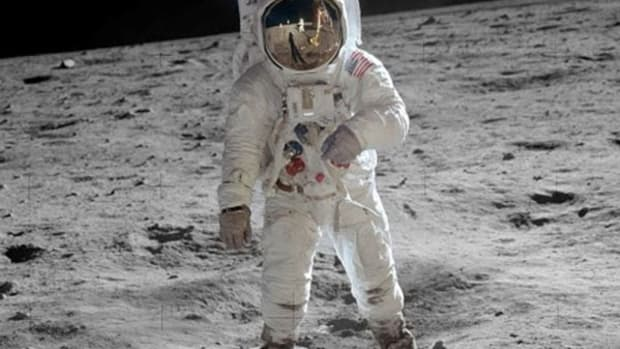 Northrop Grumman Celebrates Man on the Moon Anew With a New High