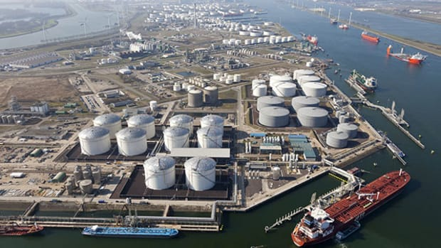 VTTI Energy Brings World's Crude Oil Terminals to Investors