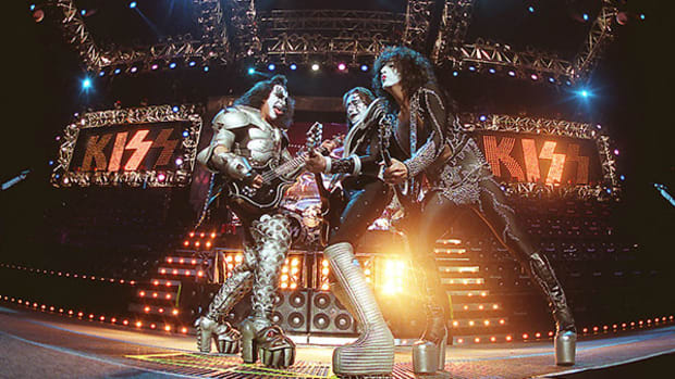 AMC Ready to Rock 'n' Roll With KISS Reality Show