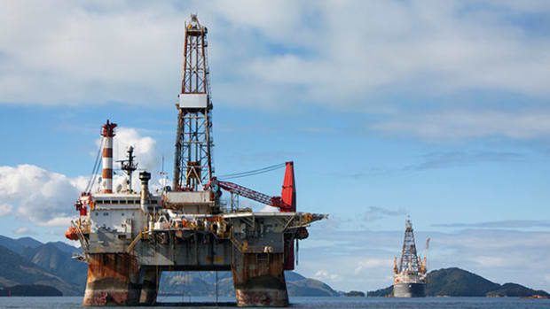 'Tubular Bells' Offshore Project Begins But There's No Reason to Invest Now