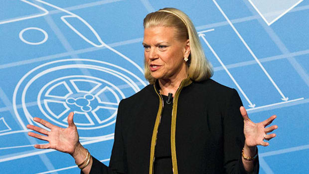 IBM CEO Rometty: 'We Are Not Exiting Hardware'