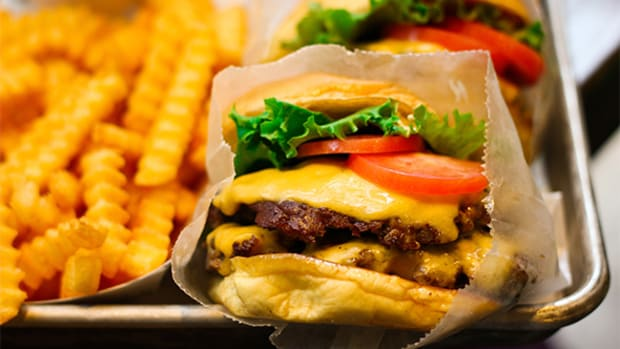 Cramer: Shake Shack Growth Is Promising -- but Be Careful With IPO