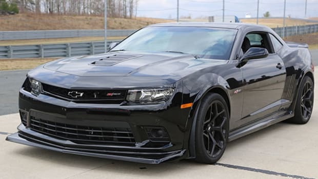 Chevy Corvette and Camaro: New American Muscle in 2015