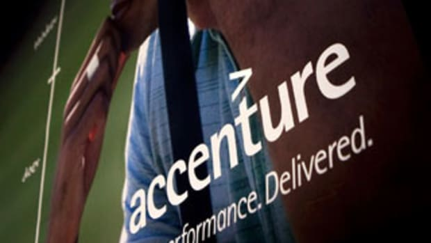 Accenture Struggles Amid Rising Competition: What Wall Street's Saying