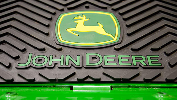 5 Blue-Chip Stocks With Short Squeeze Potential: Deere, Garmin and More