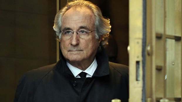 Madoff Ponzi Scheme Claims Exceed $40 Billion as Investors With Losses Double
