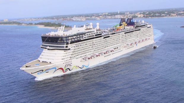 Norwegian Cruise Line: It's Your Vacation, Enjoy it on Your Own Terms