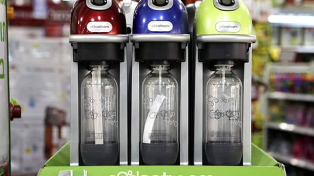Why SodaStream is Fizzling