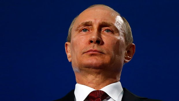 Here's How to Profit From the Collapse of Putin's Economy