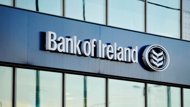 Bank of Ireland Could Be Your Lucky Stock For 2015