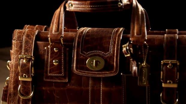 Coach's Earnings Bag, Disney Numbers and Jim Cramer Packs Up UPS