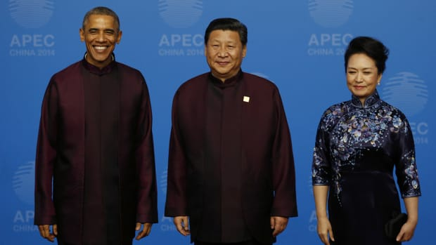 Obama Awaits a 'Historic' Asia Trade Pact as World Leaders Meet
