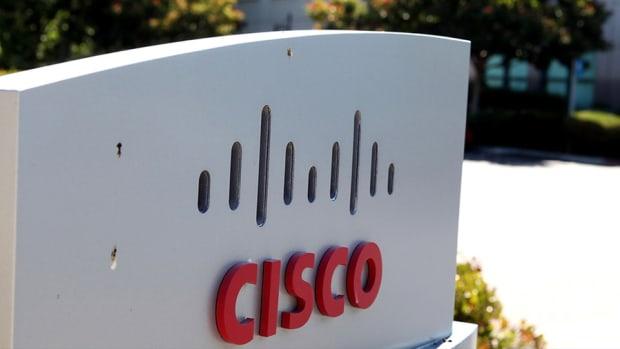Cisco Stock Biggest Dow Loser as Company Cuts 6,000 Jobs