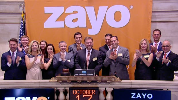 After Rolling up Fiber Rivals, Serial Acquirer Zayo Goes Publc