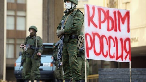 Ukraine Crisis: Markets Will Shrug Off Crimea Standoff