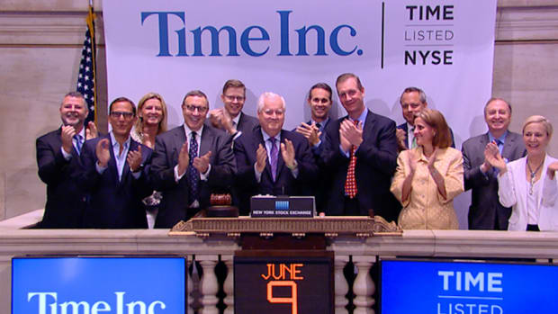 Time CEO is Happy the Company Gets to Keep Its Cash